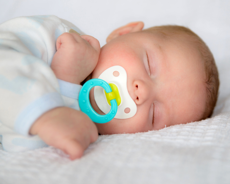 Baby using breasts as a dummy - BabyCentre