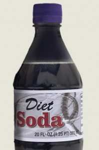 BFB Diet Soda