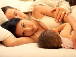 BFB Toddler night nursing mom and dad