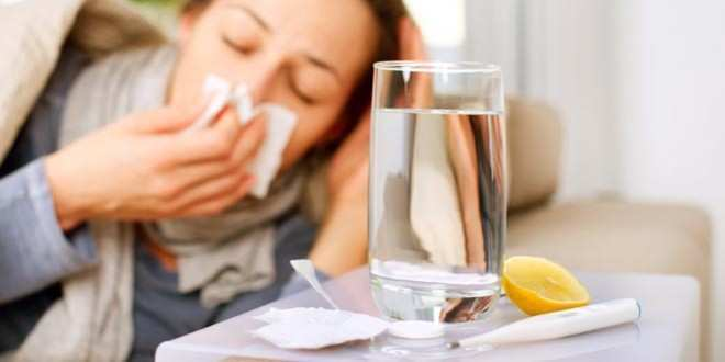 When a Nursing Mother Gets Sick
