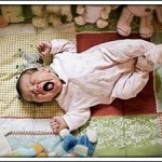 Baby screaming in crib_PP
