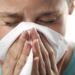 BFB Woman Sneezing II
