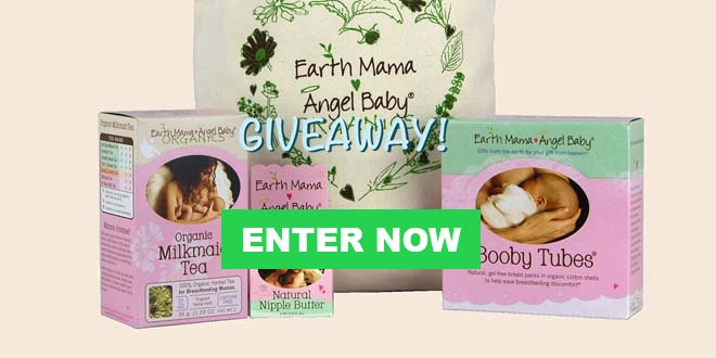 Earth Mama Angel Baby Giveaway