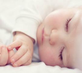 BFB Baby sleeping 2015