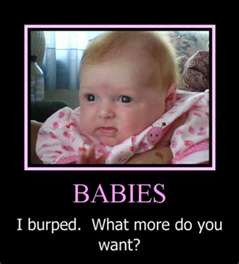 Do Babies Need To Be Burped After Solid Food