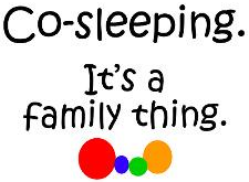 BFB AP Co sleeping family
