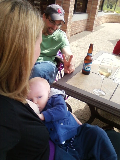 Abby Theuring, The Badass Breastfeeder, breastfeeding in public